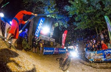24H of Finale ist eines der wichtigsten Mountainbike-Langstrecken-Events der Welt.